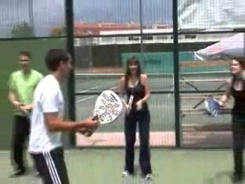 gomaespuma estoy loco por el tenis