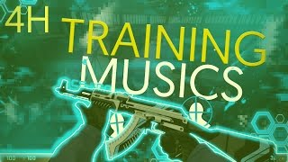 4 HOURS CS:GO Mix | Training Music - Warmup Music