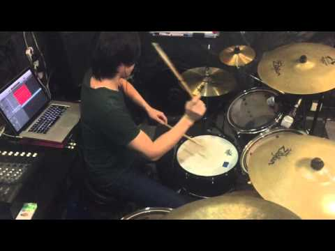 Collapse Under the Empire - The Last Reminder(drum cover by faddy lau)