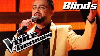 Nassif Zeytoun - Mich Aam Tezbat Maii (Mohammed Alsharif) | The Voice of Germany | Blind Audition