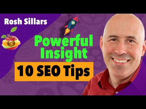 10 SEO (Search Engine Optimization) Tips