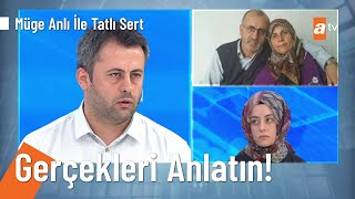 Necla ve Metin Büyükşen çiftinin katili kim? - @Müge Anlı ile Tatlı Sert    21 Haziran 2021