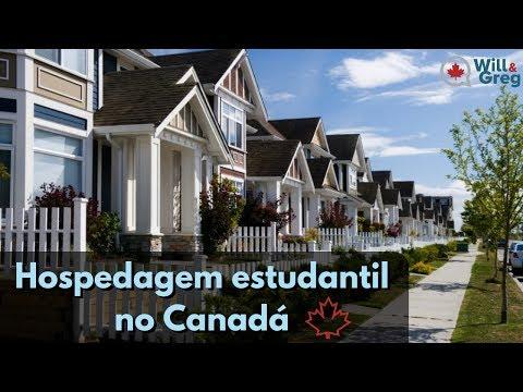 Melhores opções de hospedagem para estudantes no Canadá