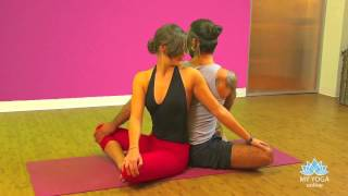 Pedro Franco Yoga: Partner Yoga Level 1