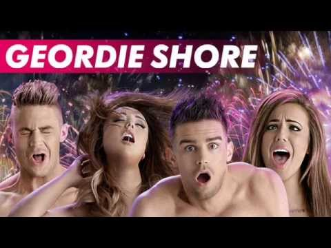 Geordie Shore 8   DJ Karda Ball