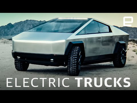 Tesla's Cybertruck isn't the only EV pickup coming soon