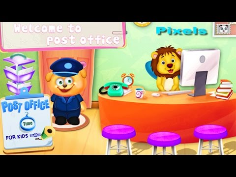 Post Office Time For Kids ( Children's Learning Games )