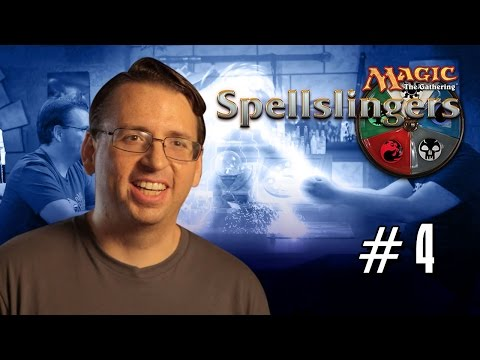 Day[9] vs. Luis Scott-Vargas in Magic: The Gathering: Spellslingers Season 2 Ep 4 from YouTube · High Definition · Duration:  26 minutes 47 seconds  · 714.000+ views · uploaded on 28-8-2014 · uploaded by Geek & Sundry