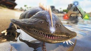 Ark Survival Evolved #20 Prezivljavanje - DIPLOCAULUS