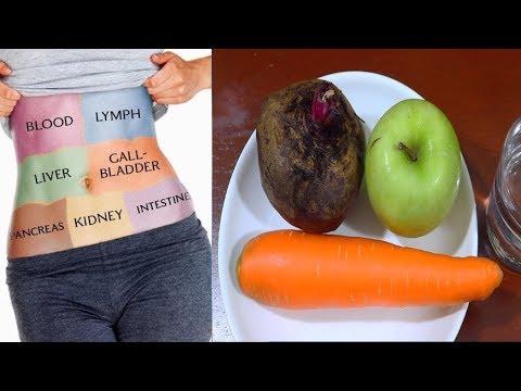 Perdere Peso, Disintossica L'organismo E Depura Il Sangueo Con Questa Semplice Ricetta.