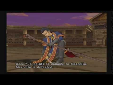 Dragon Quest VIII: Boss - Marcello