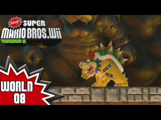 Newer Super Mario Bros Wii Part 4