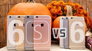 iPhone 6S VS iPhone 6 - Is It Worth The Upgrade?