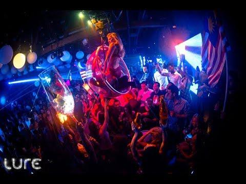 video:Lure Hollywood Nightclub Los Angeles Nightlife