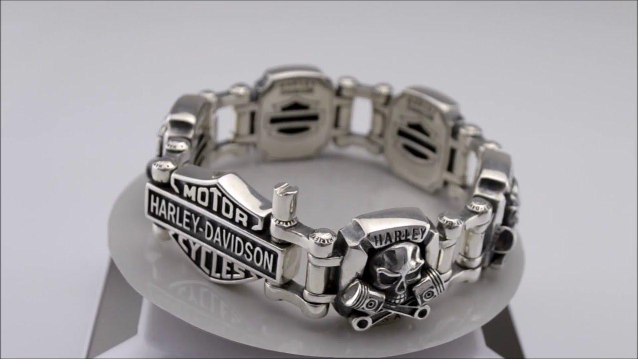 YetiJewelers bracelet Harley Davidson YouTube