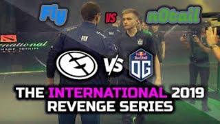 EG vs OG - NOTAIL vs FLY EPIC GAME - TI9 THE INTERNATIONAL 2019 DOTA 2