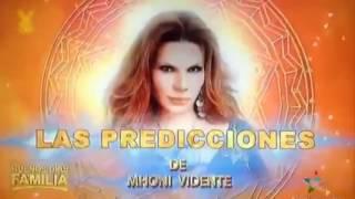 prediccin cumplida sobre venezuela mhoni vidente