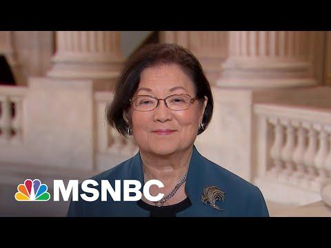 Sen. Mazie Hirono On Trump DOJ, Voting Rights, Infrastructure