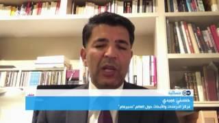 حسني عبيدي: هناك استقالة غربية جماعية من الملف السوري