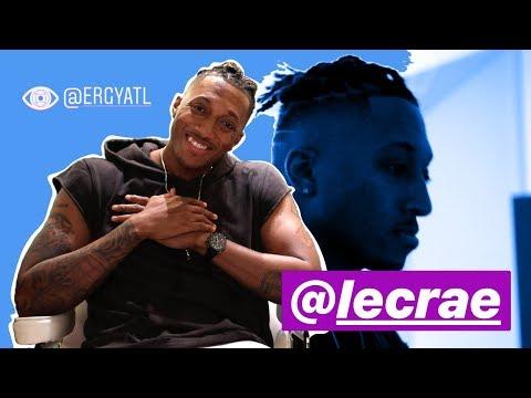 Lecrae on Zaytoven, 2Chainz, Kanye West, Dr Dre, Waka Flocka, His Christian Faith & Past