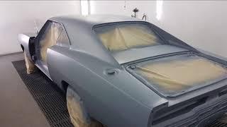 Dodge Charger 1970 restoration