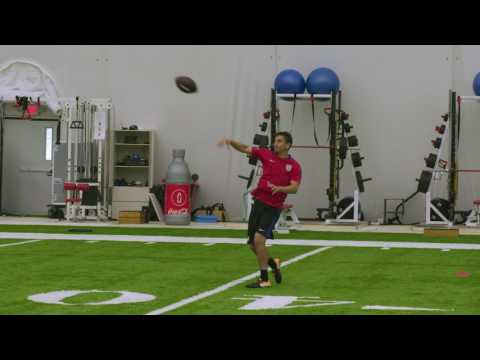BTC: U.S. MNT Trains at Tennessee Titans Bubble
