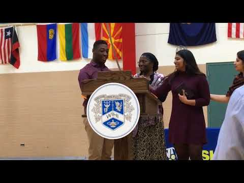 WIHI students surprised with $50k scholarships