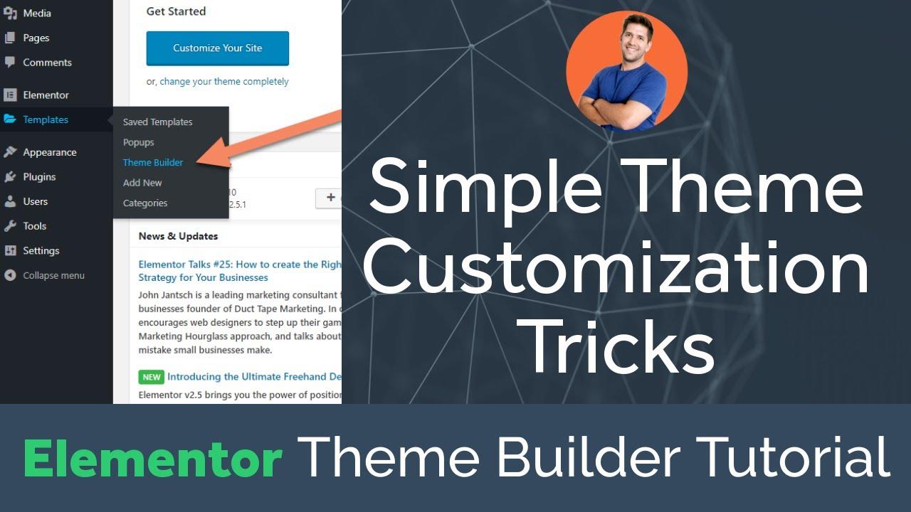 How to create your own custom theme in wordpress