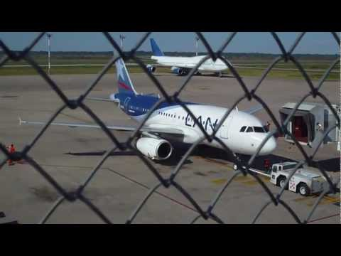 Aeropuerto Viru Viru - Santa Cruz Bolivia - Spotting  (VVI-SLVR)