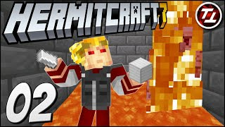 1 Golem Every 2 Seconds?! Custom Iron Farm - Hermitcraft Season 7: #2