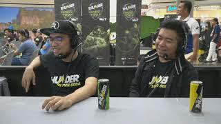 Thunder Esports Tour Regional Finals! | Pampanga | Day 1 | Finals | Miraculum vs SGD | Game 3
