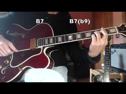 The Shadow of Your Smile - (Johnny Mandel) - Jazz Solo Guitar Chords ...