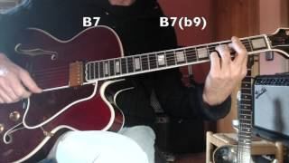 The Shadow of Your Smile - (Johnny Mandel) - Jazz Solo Guitar