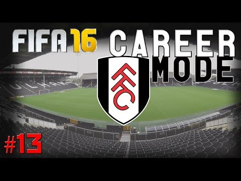 FIFA 16 Fulham Career Mode | Episode 13 | NOT AGAIN!