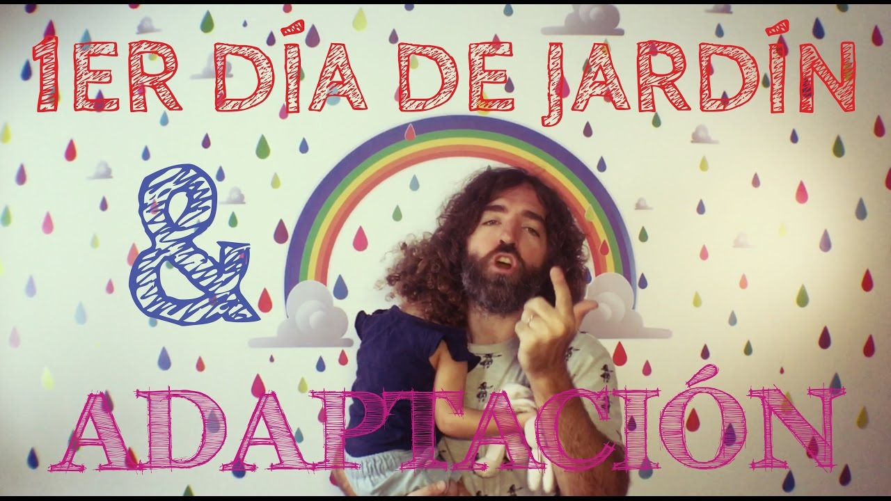 1er d a de jard n adaptaci n 6 denicobraunshow youtube for Adaptacion jardin