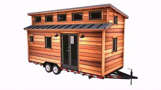 Tiny House On Wheels Floor Plans Free  See Description
