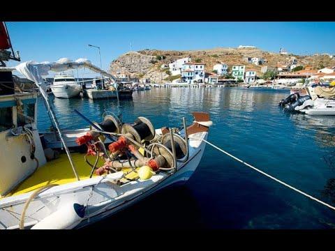 Άη Στράτης ! Ταξιδεύοντας Στην  Ελλάδα