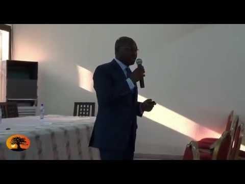 Suivez l'exposé sur la  situation Macrofinancière du Togo Par l'économiste Thomas Koumou.