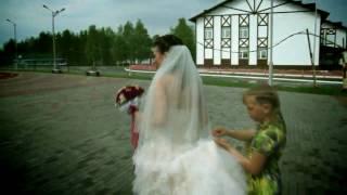 Свадебный клип. Сургут.