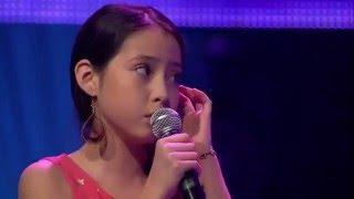 The Voice Kids 2015 - Luka, Alina, Joana Sing One Republic Apologize