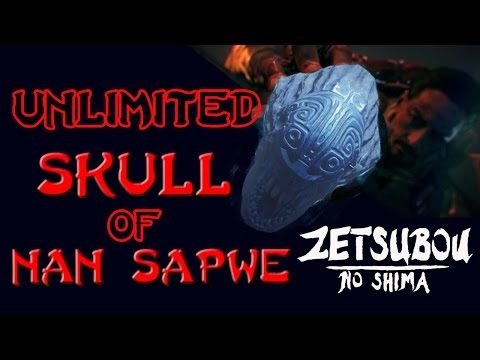 BO3 - EPIC UNLIMITED SKULL of NAN SAPWE GUN GLITCH - Zetsobou No Shima *PATCHED May5/16*