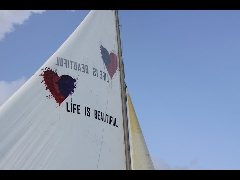 Sailing Oceans Blue St  Martin 2015 Part 1