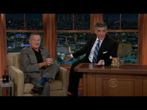 Robin Williams Craig Ferguson 2013