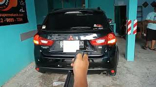 Power Backdoor Mitsubishi Outlander Sport Indonesia