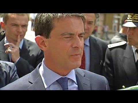 Manuel Valls appelle à la cessation de la grève - 13/06