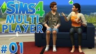 The Sims 4 Multiplayer PL #01 | Vertez & Ulaśka
