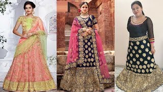 Designer & Bridal Lehanga Choli ll Online Shop ll 9 June 2018