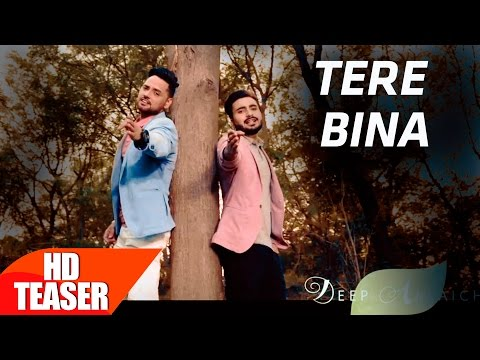 Teaser | Tere Bina | Monty & Waris | Full Song Coming Soon | Speed Records
