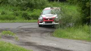 Czech Rally Videos - Slow Motion [HD]