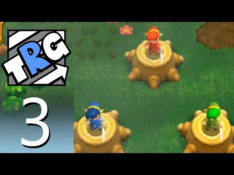 The Legend of Zelda: TriForce Heroes  Episode 3: Smells Like Team Spirit
